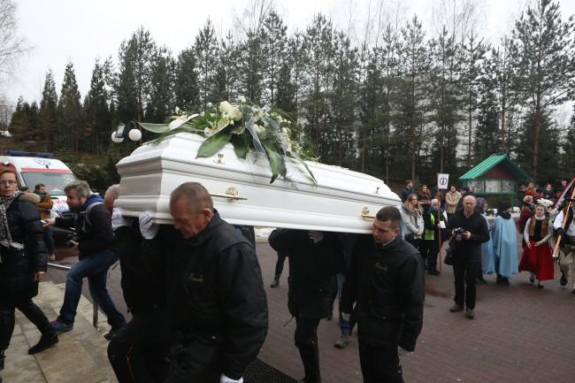 Pożegnanie Heleny Kmieć - 18-19 lutego 2017