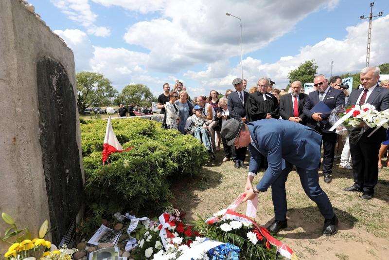 77. rocznica mordu Żydów w Jedwabnem