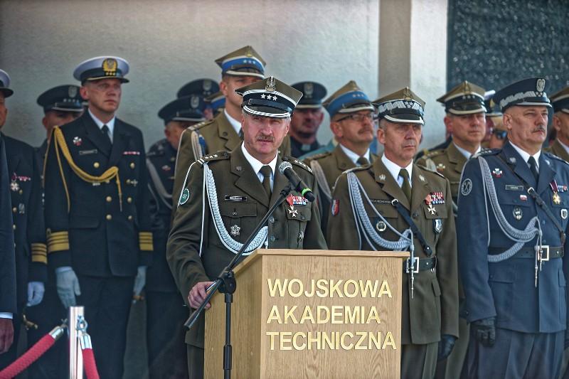 227 absolwentów WAT uzyskało pierwszy stopień oficerski