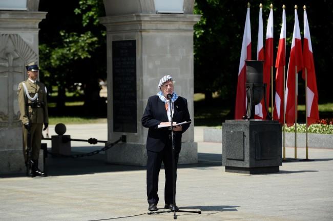 Dzień pamięći ofiar Nazistowskich Niemiec
