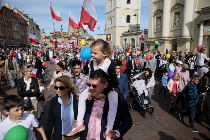 XV Marsz dla Życia i Rodziny - relacja