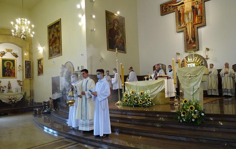 III Diecezjalny Dzień Chorego i Seniora