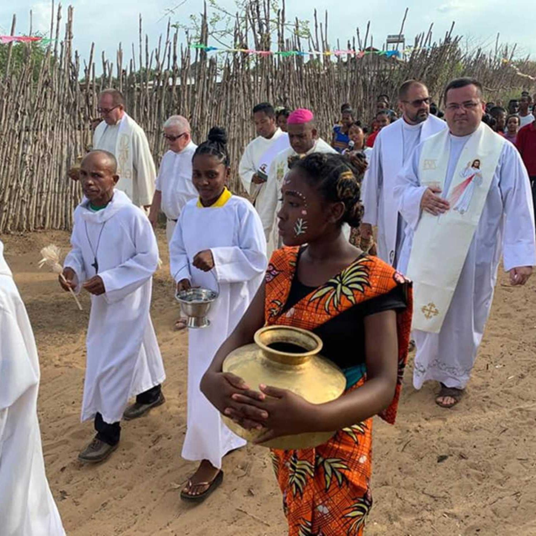 Misjonarz na Post 2021. Modlitwa za misjonarzy w dobie koronawirusa